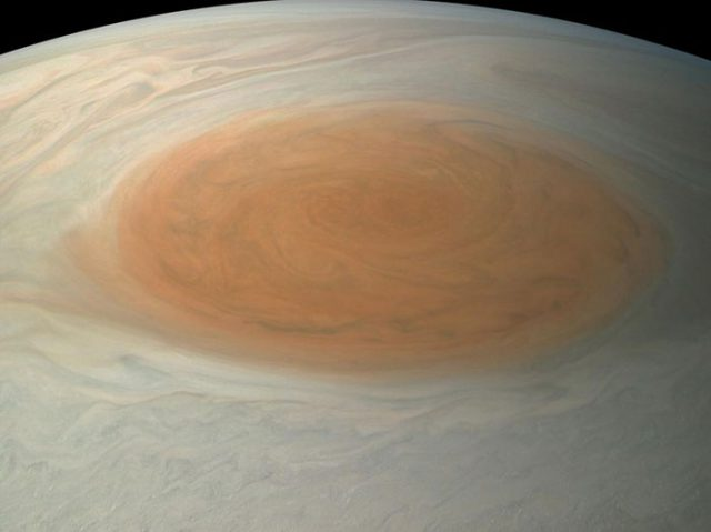 Tâche Jupiter