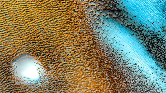 La NASA accusée par un scientifique de cacher l'existence de la vie sur Mars