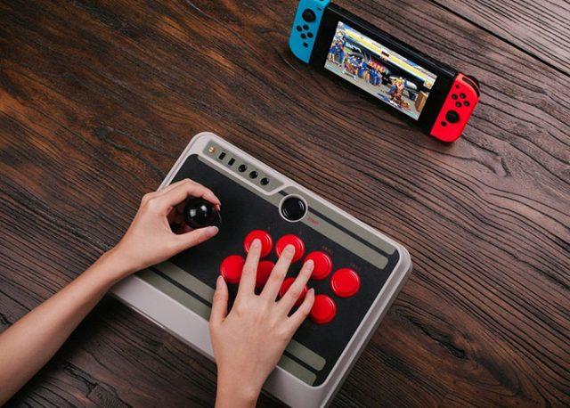 NES30 Arcade Stick
