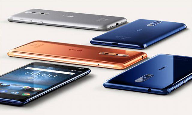 Nokia 8 : image 4