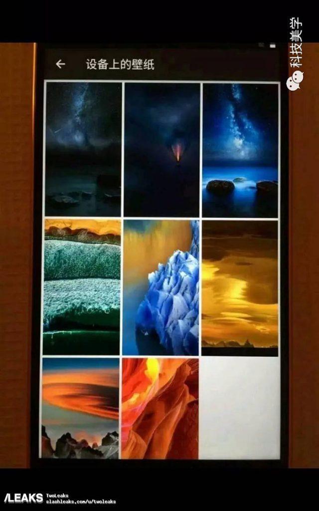 Nokia 8 : fuite 5