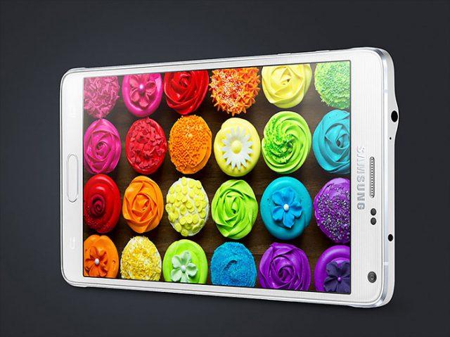 Rappel Galaxy Note 4