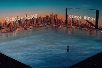 Galaxy Note 8 : image 1