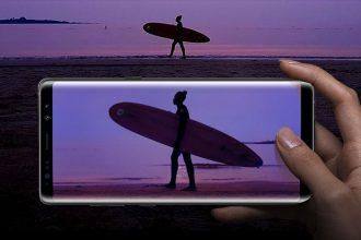 Précommandes Galaxy Note 8