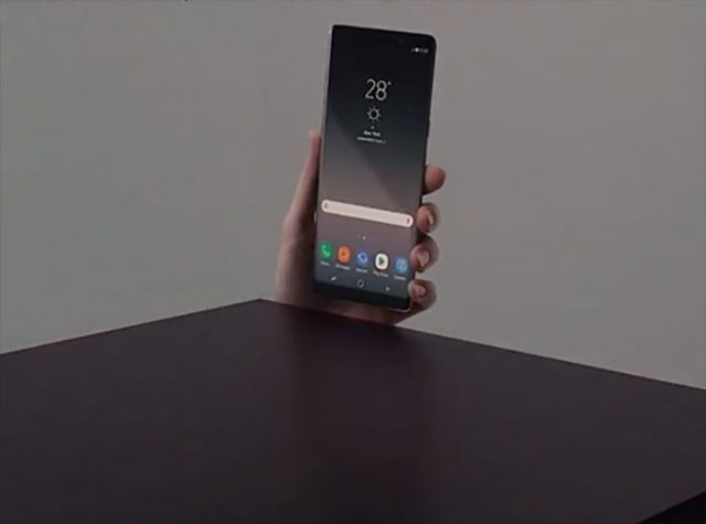 Galaxy Note 8 : image 3