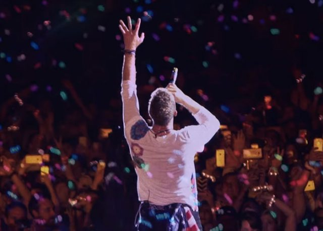 Coldplay VR