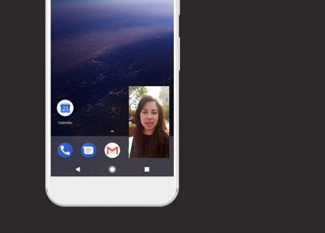 Google Oreo : Picture in Picture