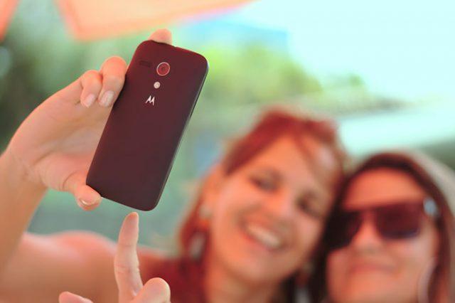 Selfies Inde