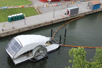Mr. Trash Wheel : image 1