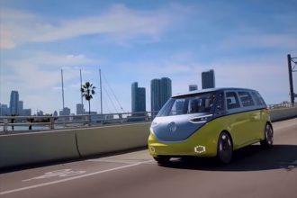Van Volkswagen