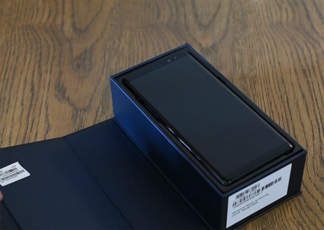 Galaxy Note 8 : image 2