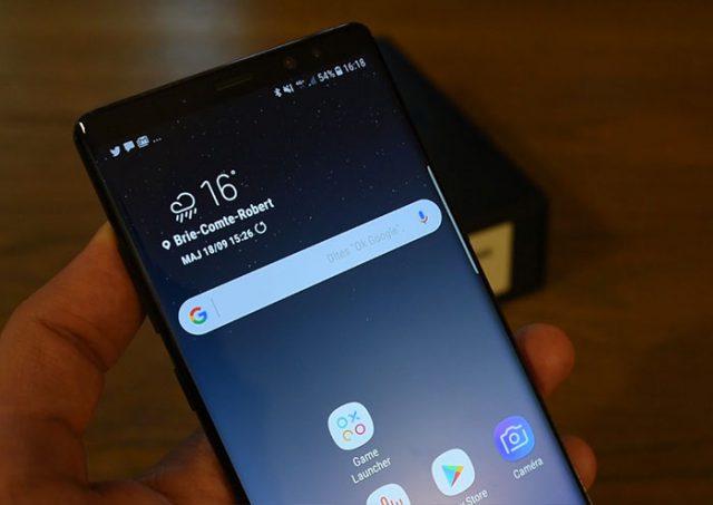 Galaxy Note 8 : image 11
