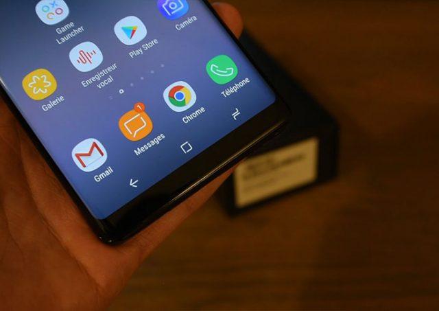 Galaxy Note 8 : image 10