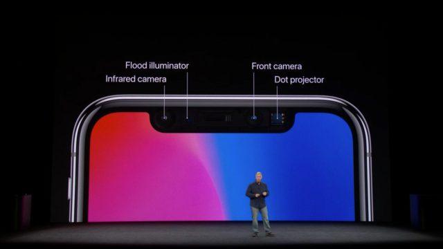 Face ID : Apple se justifie par rapport au problème de la reconnaissance faciale durant la keynote