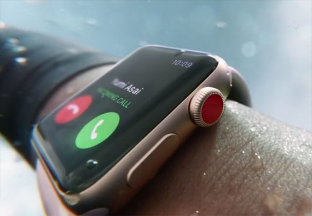 Apple Watch Series 3 : l'émancipation de l'iPhone se concrétise