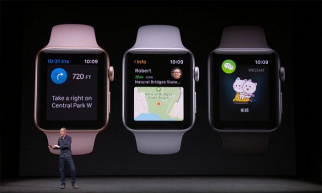Apple Watch series 3 : image 2