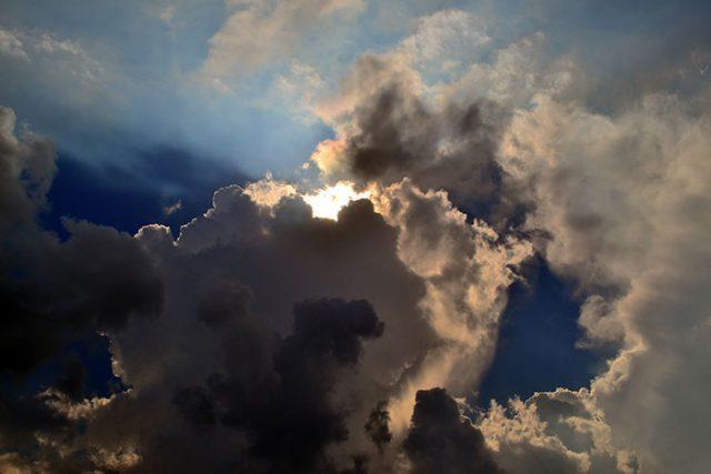 Lumière ciel