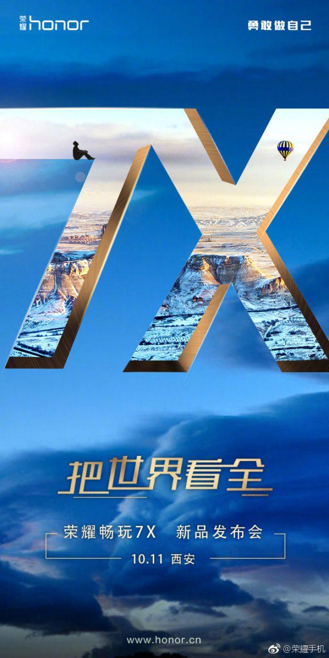 Honor 7X Full
