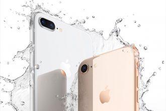 Coût fabrication iPhone 8