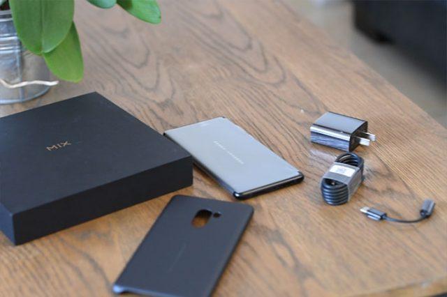 Xiaomi Mi Mix 2 : photo 2