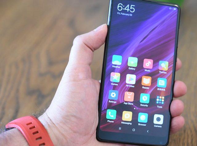 Xiaomi Mi Mix 2 : photo 5