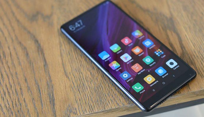 Xiaomi Mi Mix 2 : photo 7