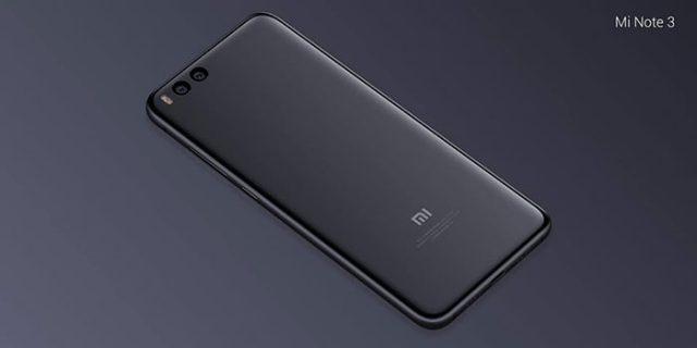 Xiaomi Mi Note 3 : image 3