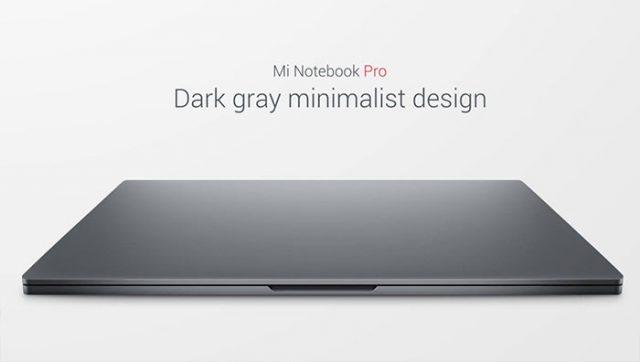 Xiaomi Mi Notebook Pro : image 2