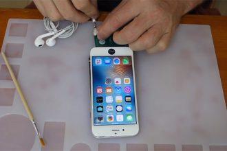 Prise Jack iPhone 7