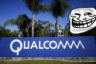 qualcomm troll