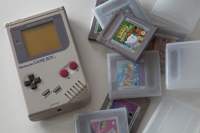 GameBoy-Nintendo