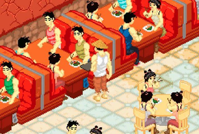 Chinese Dirty Restaurant