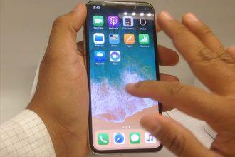Déballage iPhone X