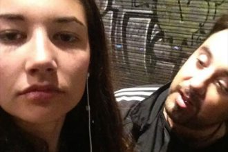 Selfies harcèlement de rue