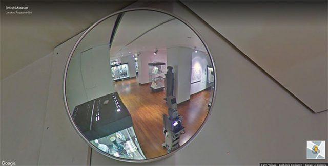 Google Street View Quand Les Robots Du Service Prennent