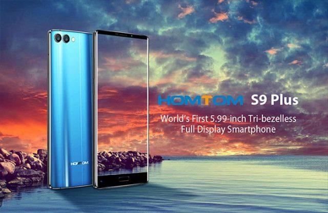 Homtom S9 Plus : image 2