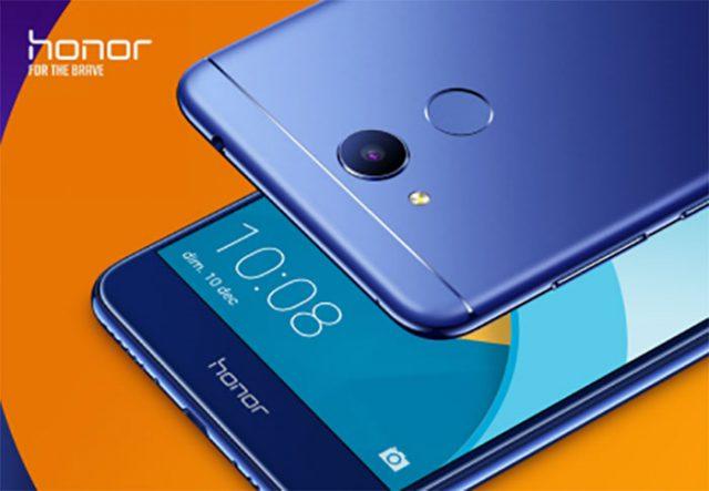 Honor 6C Pro : le smartphone à petit prix