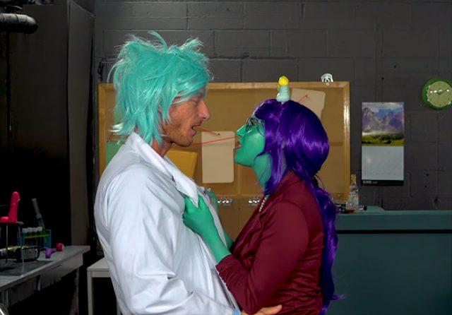 Dick et Morty