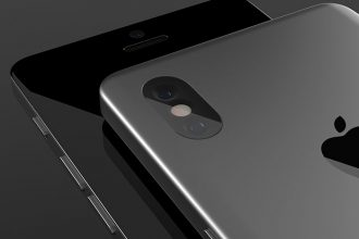 Concept iPhone 5X
