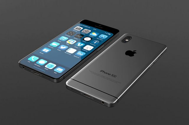 Concept iPhone 5X : image 1