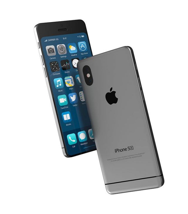 Concept iPhone 5X : image 4