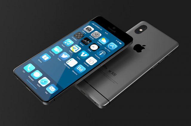 Concept iPhone 5X : image 5