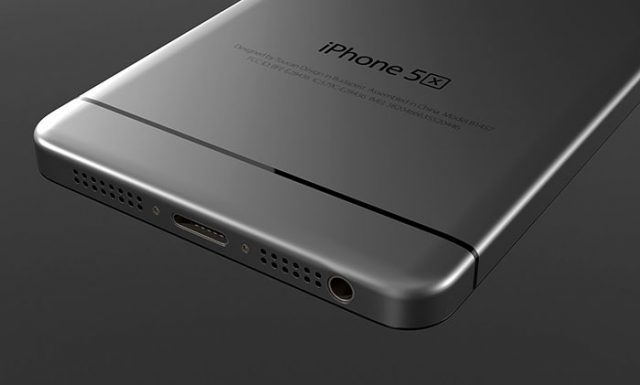 Concept iPhone 5X : image 6