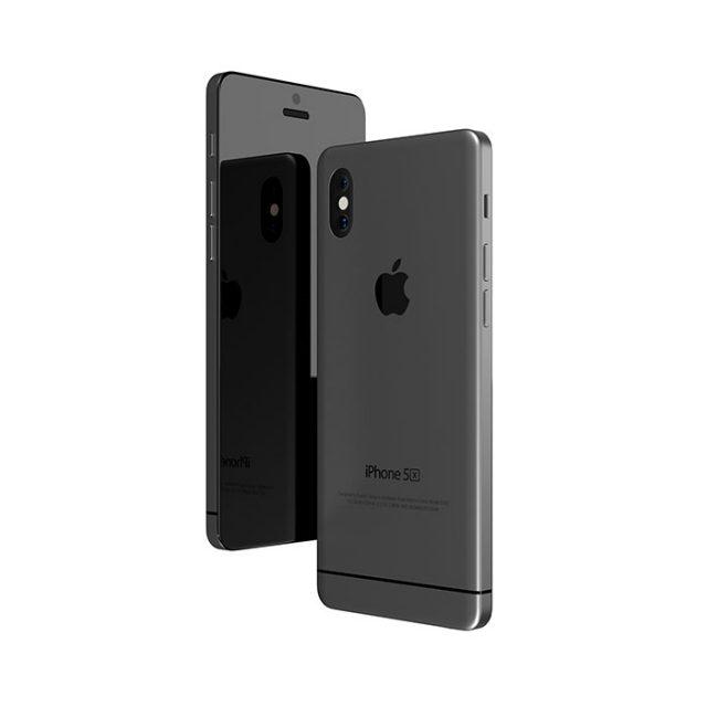 Concept iPhone 5X : image 7