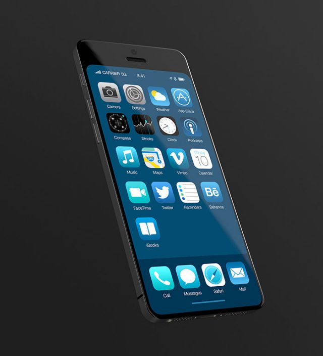 Concept iPhone 5X : image 9