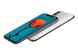 iPhone X précommandes