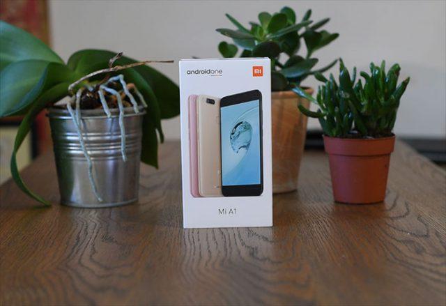 Xiaomi Mi A1 : photo 1