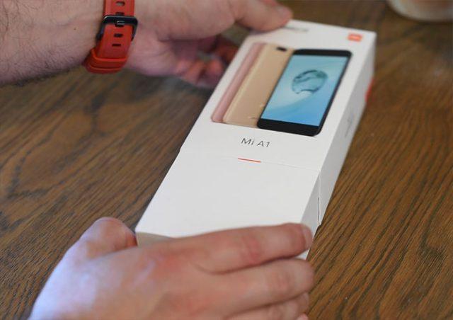 Xiaomi Mi A1 : photo 2