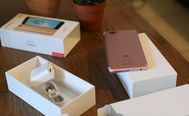 Xiaomi Mi A1 : photo 3