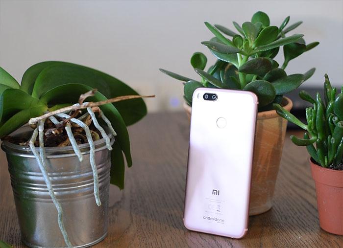 Xiaomi Mi A1 : photo 4